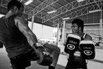 Roger Huerta Kick