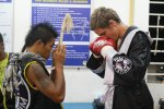 muay thai blessing