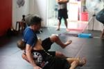 MMA takedown thailand