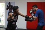 MMA striking class phuket topteam